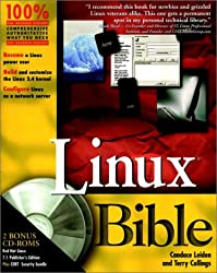 Linux Bible (Bible (Wiley))