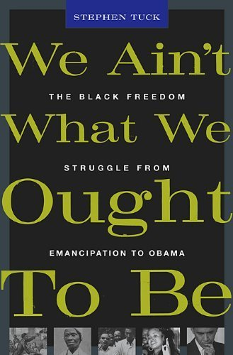 We Ain't What We Ought To Be by Tuck, Stephen (2010) Hardcover