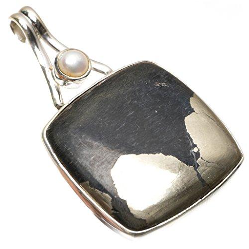stargems-tm-naturel-apache-dore-pierre-et-riviere-pearl-boho-style-argent-sterling-925-pendentif-1-3