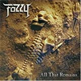Songtexte von Fozzy - All That Remains