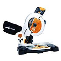 Evolution RAGE3-B Multi-Purpose Compound Mitre Saw, 210 mm (230V)