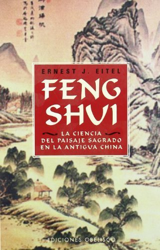 Feng Shui (Spanish Edition) by Ernest Eitel (1997-04-01)