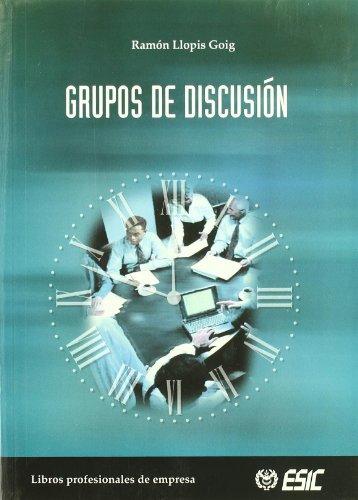 Grupos de discusión (Libros profesionales)