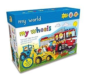 My Wheels Jigsaw Puzzle