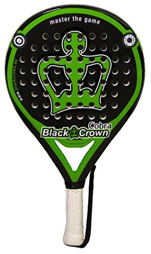 pala de padel Black Crown Cob