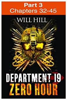 Zero Hour: Part 3 of 4 (Department 19, Book 4) by [Hill, Will]