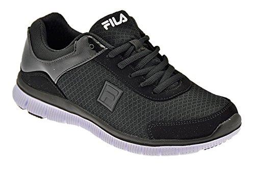 Fila Tornado W Baskets Basses Neuf Chaussures Fe. Noir