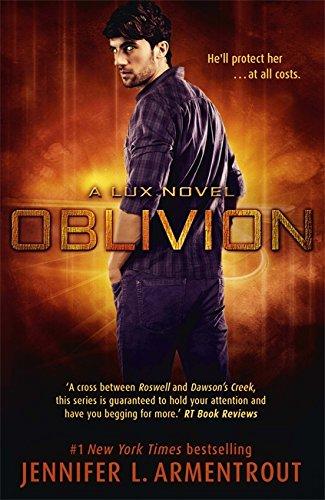 Oblivion (A Lux Novel)