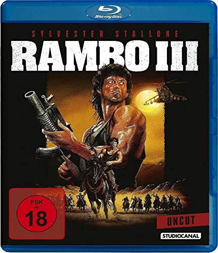 Rambo III / Uncut [Blu-ray]