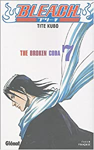 Bleach Edition simple The broken coda