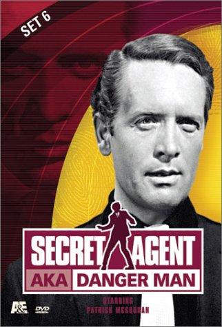 Secret Agent AKA Danger Man, Set 6 - 2 DVD [Import USA Zone 1]