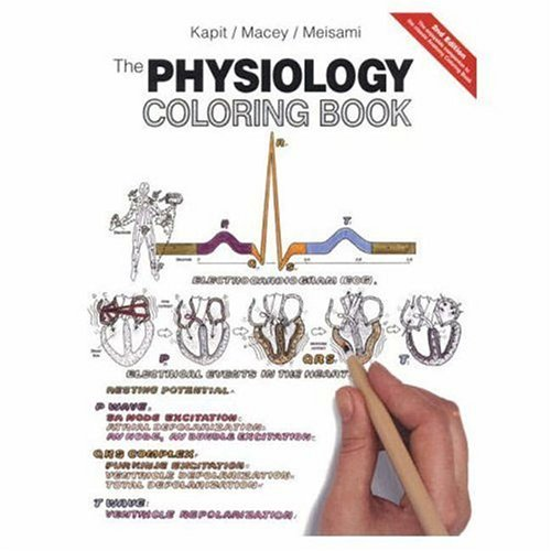 The Physiology Coloring Book, 2nd Ed.