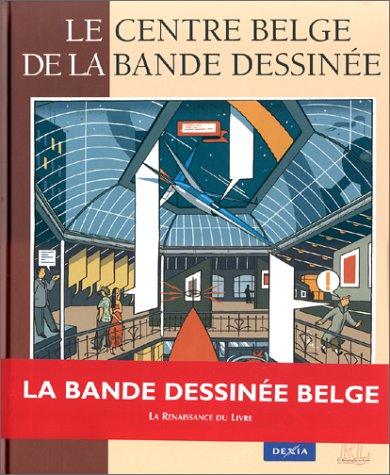 Le centre belge de la bande-dessinée