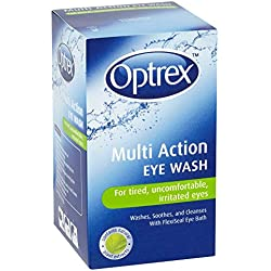 Optrex Multiaction - Colirio, 100 ml