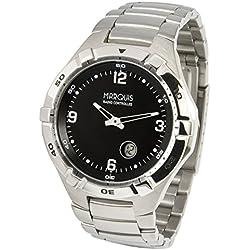 Radio Watch Junghans Mechanism) Stainless Steel Case and Bracelet 964.4701.79