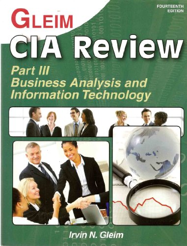 CIA Review Part III: Business Analysis a...