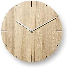 150a945095d90 Horloge Chêne naturel bois Solide - Natuhr bois massif