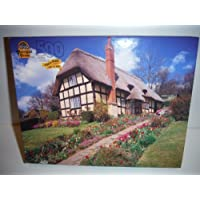 Comparador de precios Merrigold Press 500 Piece Puzzle - Cottage at Eastnor, Herefordshire, England by Merrigold Press - precios baratos