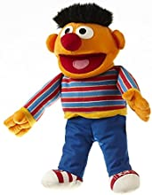 Living Puppets Marioneta/títere Ernie desde el Barrio sésamo 28 cm