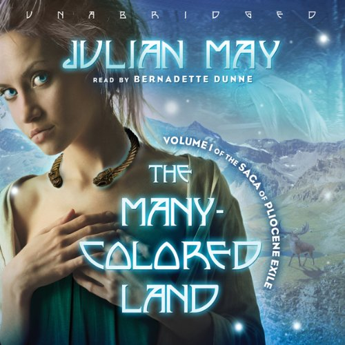 The Many-Colored Land  Audiolibri