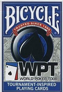Bicycle - Baraja WPT (Naipes Heraclio Fournier 1035123)