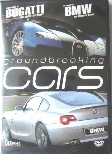 Preisvergleich Produktbild Groundbreaking Cars :The history of Bugatti : The Definitive Story : The history of BMW : The Definitive Story [DVD]