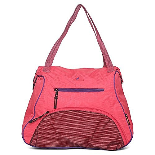 Fastrack Women's Sling Bag (Red)  available at amazon for Rs.908