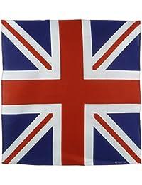 Union Jack Bandana Bandanna Scarf Red White Blue, London
