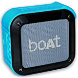 (Renewed) boAt Stone 200 Portable Bluetooth Speakers (Blue)