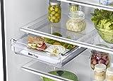 Samsung 670 L 3 Star Frost Free Double Door Refrigerator(RT65K7058BS/TL, Black inox, Convertible, Inverter Compressor)