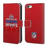 Officiel NFL New England Patriots 3 2019 Super Bowl LIII Champions Étui Coque De...
