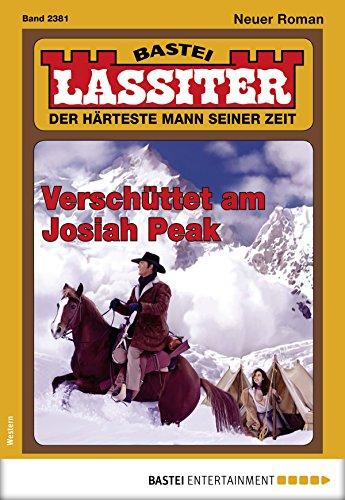 2381-serie (Lassiter 2381 - Western: Verschüttet am Josiah Peak)