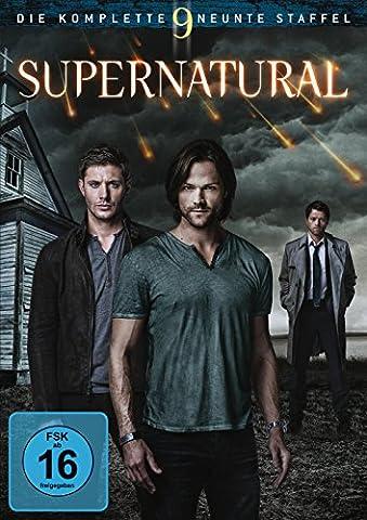 DVD * Supernatural * Staffel 9 [Import