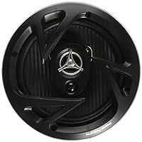 Power Acoustik EF-653 Edge Series 400 Watt 6.5x2033; 3-Way Coaxial Speakers