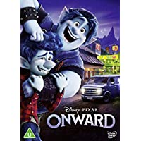 Disney & Pixar's Onward DVD