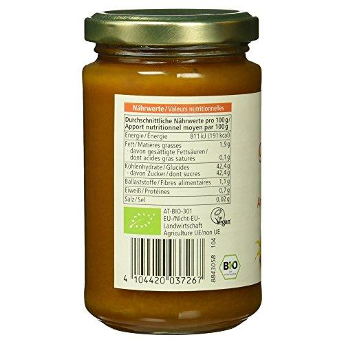 Alnatura Bio Fruchtaufstrich Sanddorn-Orange, vegan, 6er Pack (6 x 250 g) - 5