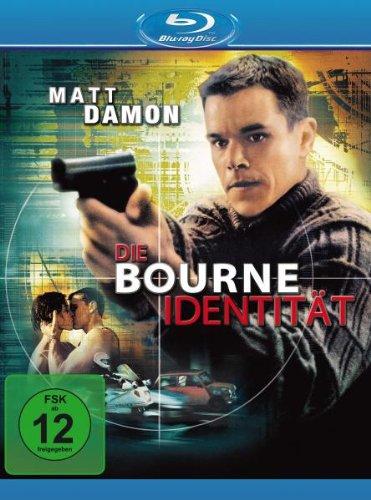 Die Bourne Identität [Blu-ray] (Bourne Das Ultimatum Blu-ray)