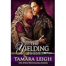 THE YIELDING: A Medieval Romance (Age of Faith Book 2) (English Edition)
