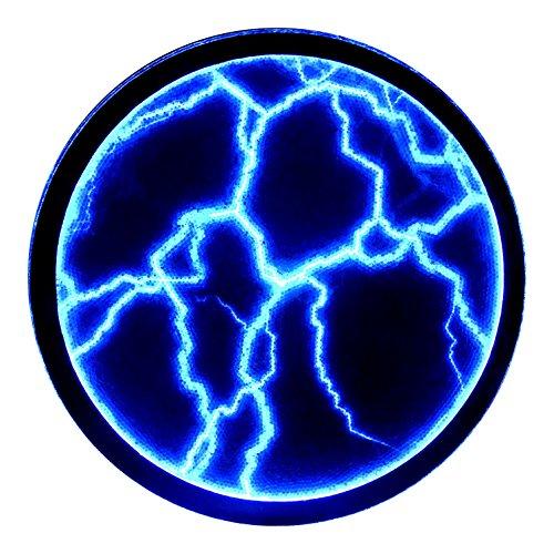 plasma-disque-de-lampe-omnialaser-ol-pls25blu-les-flashes-gnrateur-de-foudre-et-le-bleu-de-foudre