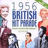1956 British Hit Parade Part 1 Jan -Jul