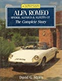 Alfa Romeo: Spider, Alfasud and Alfetta GT - The Complete Story (Crowood AutoClassic)