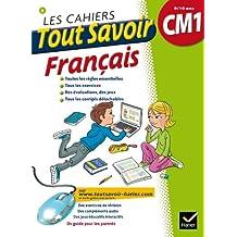 Les cahiers Tout Savoir Français CM1
