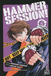 Hammer Session Edition simple Tome 6