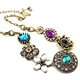 Shining Diva Fashion Colorful Gem Stylis...
