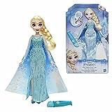 Hasbro ELSA Puppe | Disney Eiskönigin | Frozen B6700 | Magischer Modezauber