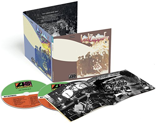 Led Zeppelin: II - Remastered Deluxe Edition (Audio CD)