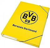 BVB Borussia Dortmund Heftmappe