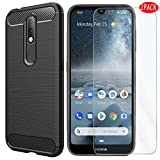 MYLBOO For Nokia 4.2 Case With Screen Protector,[3 in 1]