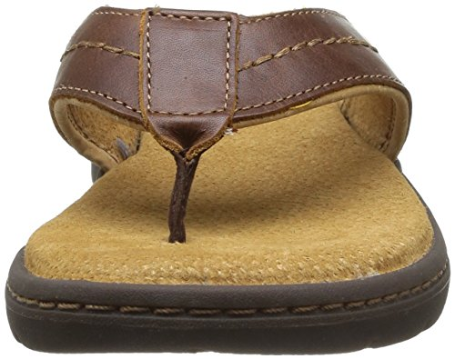 Timberland C975, Tongs homme Marron (Light Brown)