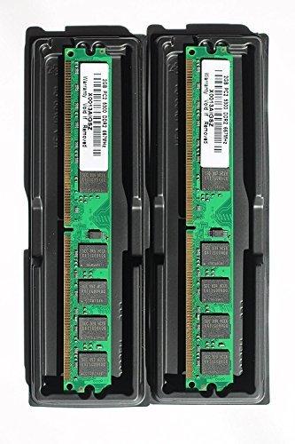 Pin Desktop-speicher-modul (4GB KIT (2x 2GB) DDR2PC2-5300Desktop Speicher Module (240-PIN DIMM, 667MHz) 4GB Kit (2x 2GB) PC2-5300)